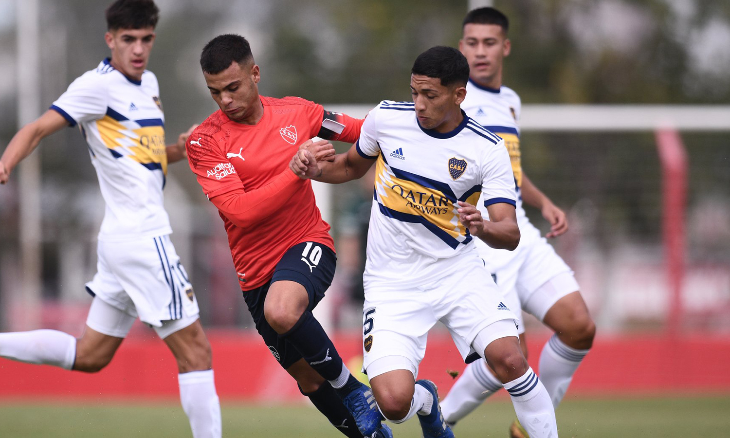 Independiente Boca Reserva