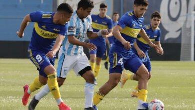 Reserva Boca Juniors vs Atlético Tucumán